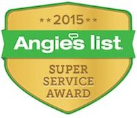 Foundation Repair 2015 Angieslist Super Service Award