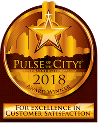 Alpha Structural: Pulse of the City Award for Excellence in Customer Satisfaction