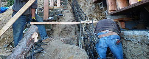 Foundation repair Los Angeles homes.