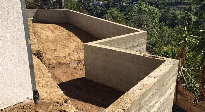 Los Angeles Retaining Wall Contractor