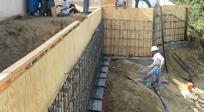 Foundation repair los angeles contractor Alpha Sturctural's full service list.