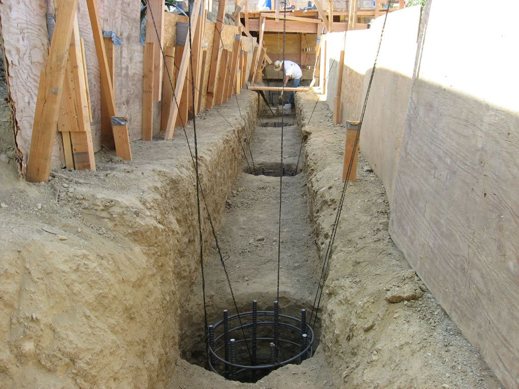 Caissons Gallery Los Angeles Caissons Contractor Los