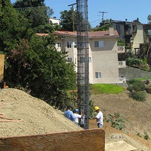 Los Angeles Cassion Drilling Contractors