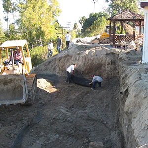 Hillside Foundation Repair